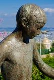 Скульптуры сад, Хайфа Стоковое Изображение RF