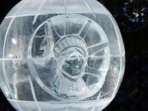 Скульптуры сделанные из льда - высокого Tatras - Словакии Стоковые Фотографии RF