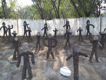 Скульптуры Стоковая Фотография RF