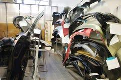 Склад запасных частей для автомобилей Стоковая Фотография RF