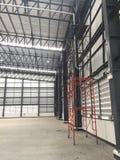 Склад коммерчески здание для хранения товаров Стоковые Фотографии RF