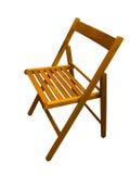 складчатость стула стоковое изображение