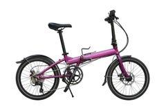 Складывая велосипед Стоковое Изображение