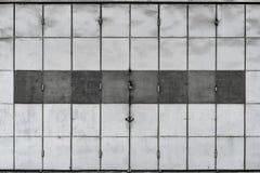Складывая строб металла стоковые изображения rf