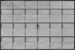 Складывая строб металла стоковое фото rf