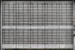 Складывая строб металла стоковая фотография rf