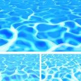 Скложите воду вместе Стоковые Изображения