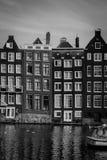 Склонность дома Амстердама стоковые изображения