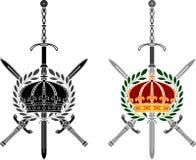 Слава империи Стоковое Изображение