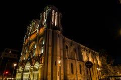 Славная церковь стоковое фото rf