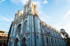 Славная церковь Стоковые Фотографии RF