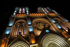 Славная церковь Стоковая Фотография