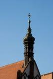 Славное зодчество в Bydgoszcz. стоковое изображение