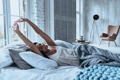 Славное утро стоковое изображение rf