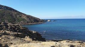 Славный взгляд пляжа zraraa Стоковые Изображения