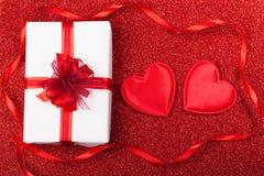 Славный подарок для полюбленное одного Стоковые Фотографии RF