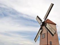славный старый тайский ветер турбины Стоковое Фото