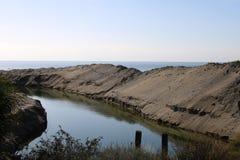 Сладкий водяной канал стоковые изображения rf