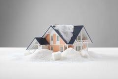 Сладостная домашняя принципиальная схема Стоковое Фото