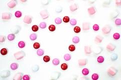 Сладостное счастливое фото запаса изображения изображения дня ` s валентинки стоковые фотографии rf