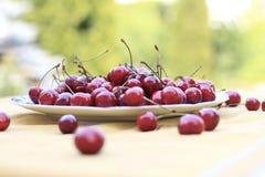 Сладостные вишни Стоковые Фото