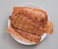 Сладостные и кудрявые закуски каракатиц Стоковые Фото