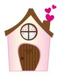 Сладостный дом иллюстрация штока