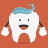 сладостный зуб Стоковая Фотография