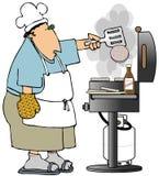 слегка ударять бургеров Стоковая Фотография RF