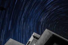 Следы звезды в Франции Стоковые Изображения RF