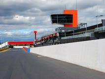 след гонки Стоковое фото RF