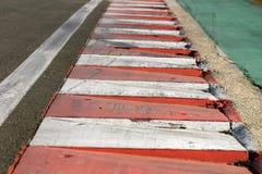 след гонки Стоковые Изображения RF