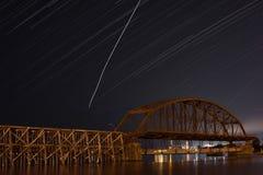 След звезды пункта ` s риса Стоковое Изображение RF