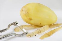 слезли картошка Стоковая Фотография RF