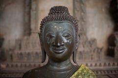слепой Будда Стоковое Изображение