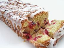слива торта Стоковое Изображение RF