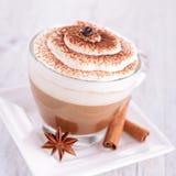 Сливк кофе Стоковое Изображение RF