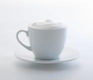 сливк кофе Стоковые Фото