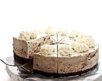 сливк печенья сыра торта Стоковая Фотография RF