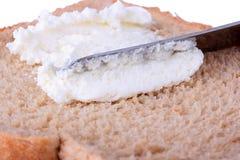 сливк сыра стоковая фотография rf