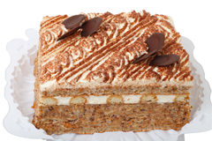 сливк торта взбила стоковые фото
