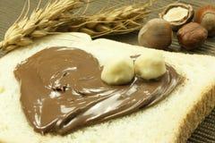 Сливк шоколада стоковые фото