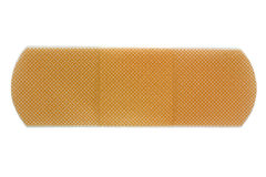 слипчивая повязка Стоковое фото RF