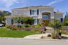слободское исполнительного родного дома большое роскошное Стоковые Изображения