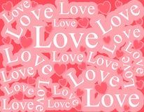 слова картины влюбленности предпосылки бесплатная иллюстрация