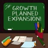 Слово писать расширение текста запланированное ростом Концепция дела для подвергать дело действию более широкие клиенты установил иллюстрация штока