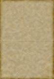 сложенная старая бумага Стоковая Фотография RF