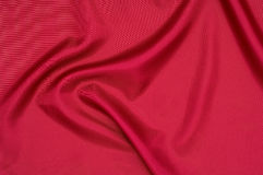 сложенное тканье шелка части Стоковое Изображение RF
