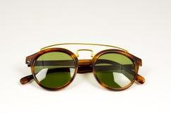 сложенные солнечные очки Стоковое Изображение