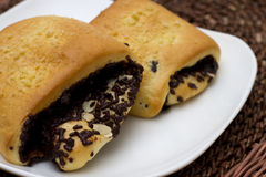 сложенный хлеб Стоковая Фотография
